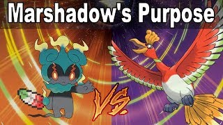 Marshadow and Ho Oh Connection! [Pokemon Sun and Moon Theory] | @GatorEXP