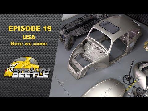 V8stealthbeetle Episode 19 USA Here We Come