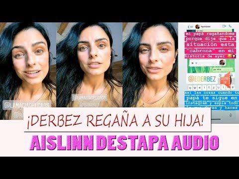 Eugenio Derbez regaña a Aislinn en audio por decir groseria from YouTube · Duration:  3 minutes 40 seconds