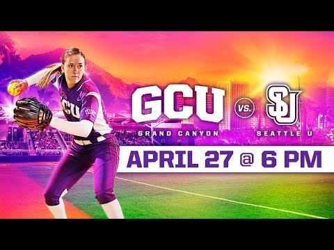 GCU Softball vs. Seattle U (DH Game 2) April 26, 2019
