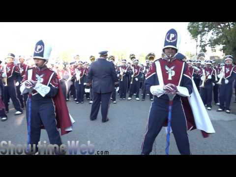 Pebblebrook vs Minor High School Marching Band - 2016 Magic City Classic Parade