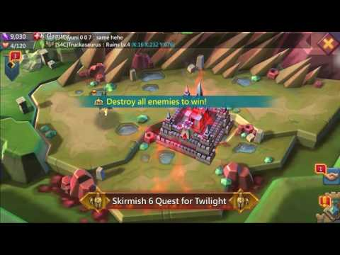 LORDS MOBILE - Destroy Twilight Spring