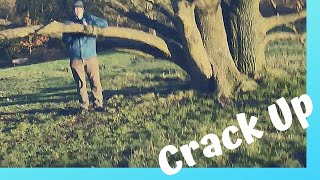 Phrasal Verb Lesson - Crack Up