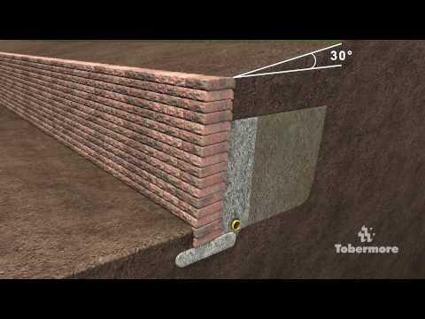 retaining walls construction