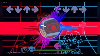 Glitcher Remix [Vs. Hex Mod] - Friday Night Funkin' (FNF) | LOH