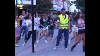 Mama Mia Flash Mob Gradski trg Obrenovac