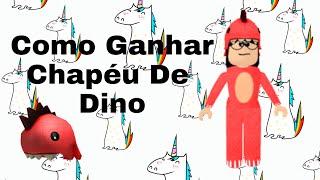 ROBLOX-Wie man Dino-Hut gewinnt