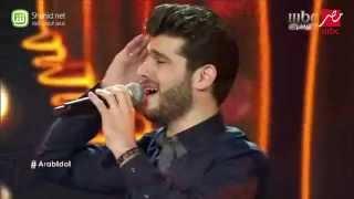 Arab Idol - ماجد، وليدوعمار - بعد ما ربك إنطاك ويا اسمر قول -الحلقات المباشرة