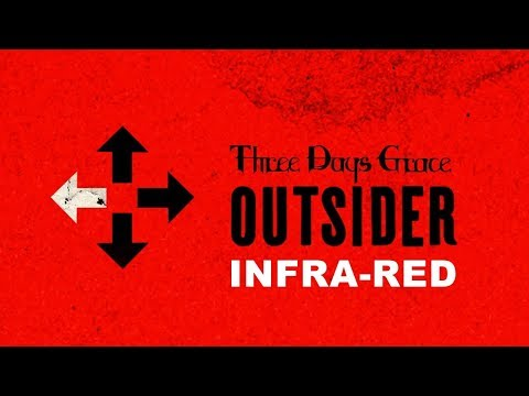Three Days Grace - Infra-Red (Audio)