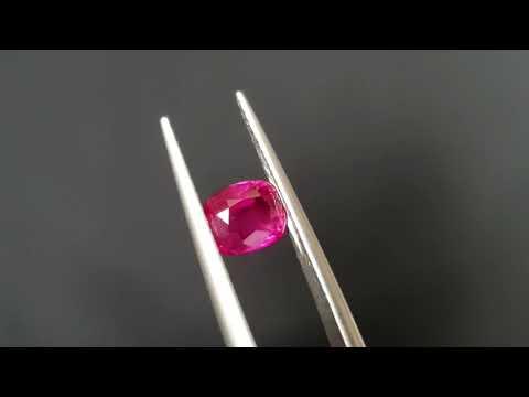 揚邵一品1.52克拉(美麗紅寶石)(附國際證)莫三比克紅寶石 頂級天然無燒售完一顆少一顆 珍貴紅寶石