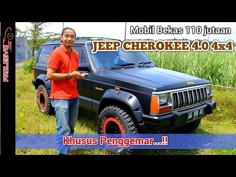 Review Mobil Bekas Jeep Cherokee Indonesia