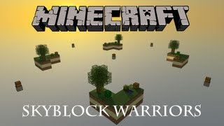 Skyblock Warriors! - Official Trailer (Minecraft PvP Minigame)