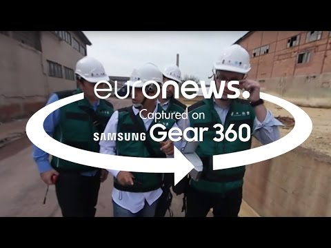 [360° video] UN Environment rolls up its sleeves to clean up contaminated sites, Serbia