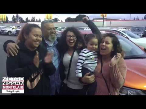 Testimonial Review By Jessica: 2017 Nissan Rogue Sport At Metro Nissan  Montclair In