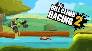 Hill Climb Racing 2 #24 | Android Gameplay | Best Android Games 2018 | Droidnation