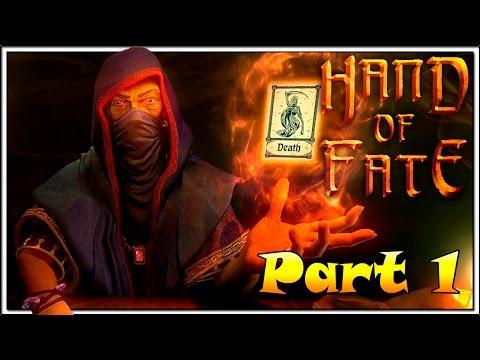 Hand of Fate. Часть 1 Обзор/Прохождение