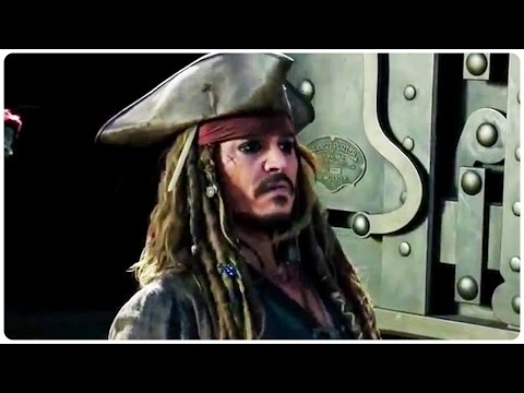 "Thumbnail: Pirates of the Caribbean 5 ""Jack's Bad Luck"" Movie Clip + Trailers (2017) - Dead Men Tell No Tales"