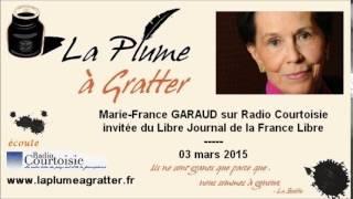 Marie-France Garaud invitée de Radio Courtoisie (03 mars 2015)