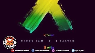 Nicky Jam Ft. J Balvin & Vybrant Yute - Up In Yuh (Remix) August 2018