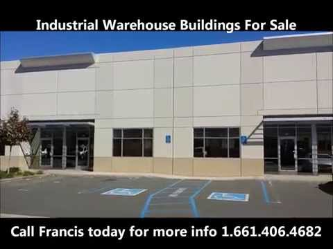 Warehouse For Sale - Industrial Business Condos For Sale in Santa Clarita - Francis Lennarz Realtor