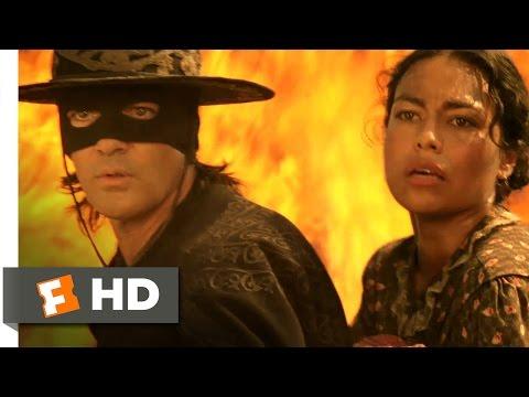 The Legend of Zorro (2005) - Barn Fight Scene (3/10) | Movieclips
