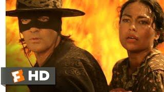 The Legend of Zorro (2005) - Barn Fight Scene (3/10)