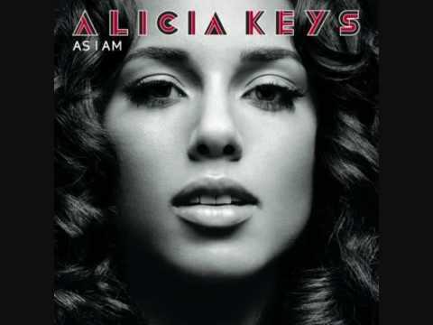 Alicia keys like youll never see me again HQ
