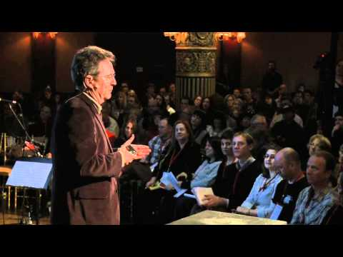 Turning the Farm Bill into the Food Bill: Ken Cook at TEDxManhattan