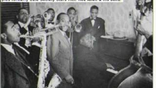 Henry Red Allen 1941 CarnegieHall One O´Clock Jump w. Count Basie + 6 trumpets (audio)