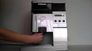Оснащение кофемашины Saeco Royal Office(, 2015-02-19T07:34:15.000Z)