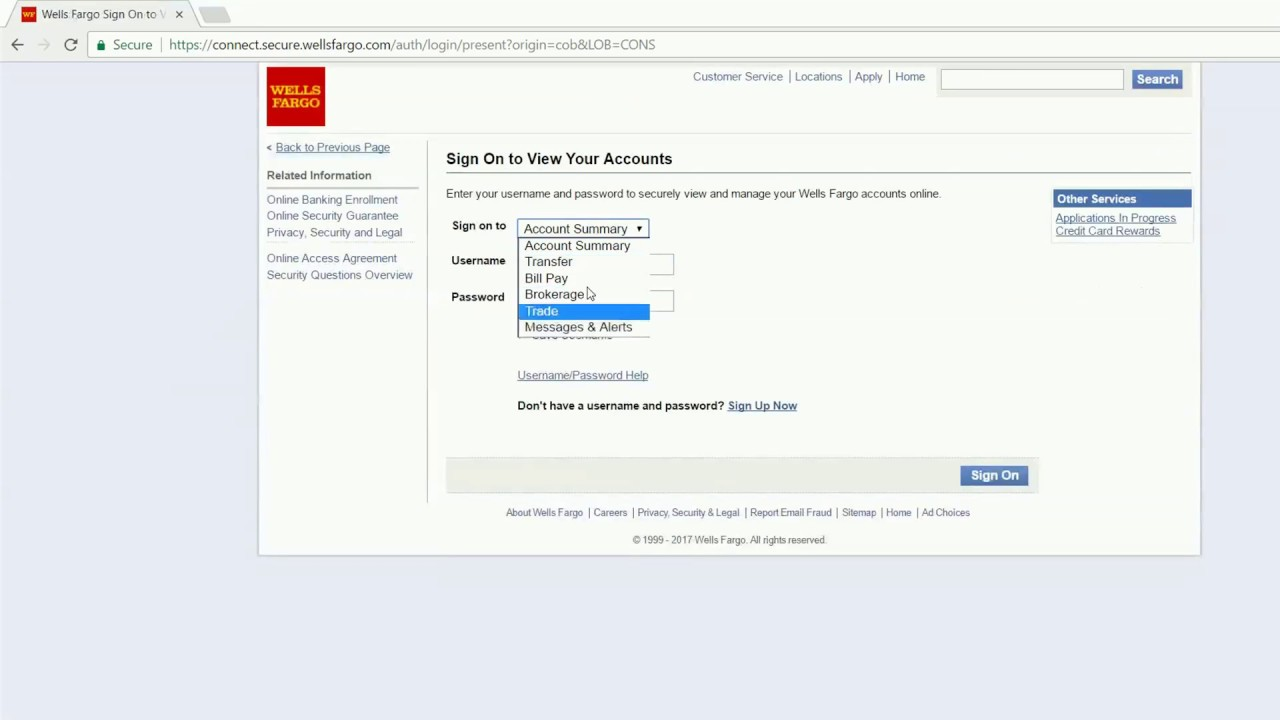 How to login jpmorgan chase account - YouTube