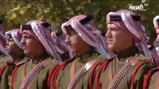 استعدادات الأردن لزيارة خادم الحرمين الشريفين والقمة العربية