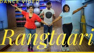 Rangtaari | Loveyatri | Aayush Sharma | Yo Yo Honey Singh | Dance Choreography by Inder Verma