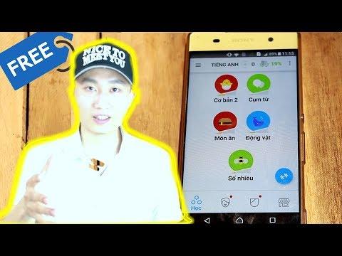 Vlog # 9 – PHẦN MỀM HỌC Ngoại Ngữ Miễn Phí CHO NGƯỜI MỚI BẮT ĐẦU [FREE 100%] #1