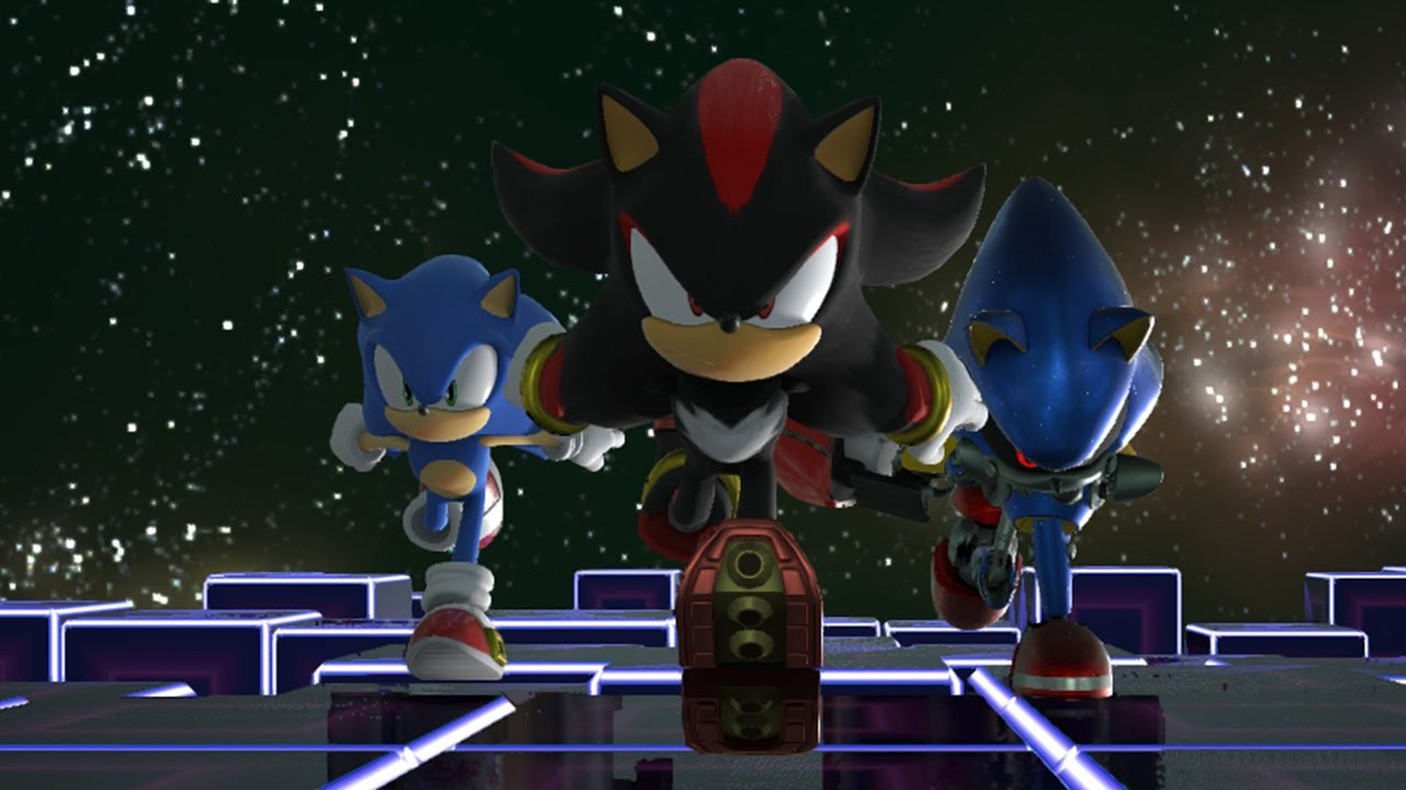 Sonic Forces - Fakers Edition!!