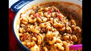 Video The BEST American Goulash Recipe - Pip and Ebby download MP3, 3GP, MP4, WEBM, AVI, FLV November 2018