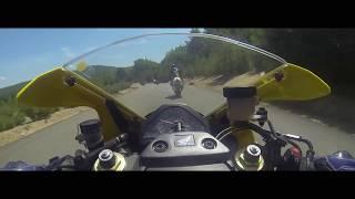 Cours de perfectionnement sur piste Moto Sport - Circuit Mécaglisse