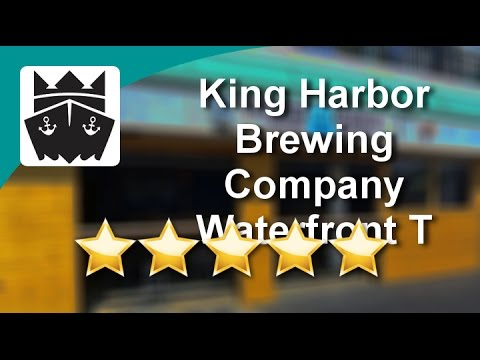 King Harbor Brewing Company Waterfront Tasting Room Redondo Beach Superb Five Star Review by Ra...