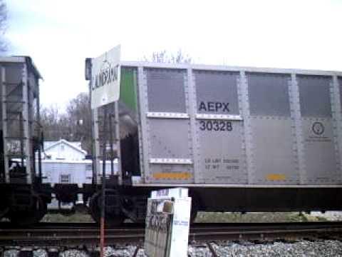 csx Freight Train in wv.