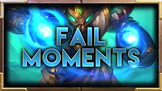 Hearthstone | Best Fail Moments 16