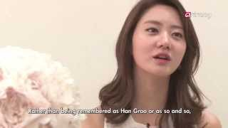 Showbiz Korea - ACTRESS HAN GROO(배우 한그루) - Interview