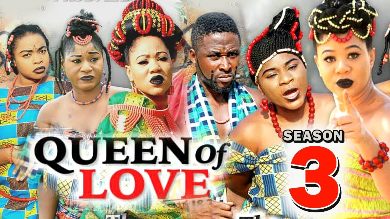 Download QUEEN OF LOVE SEASON 3 - 2019 Latest Nigerian Nollywood Movie Full HD | 1080p