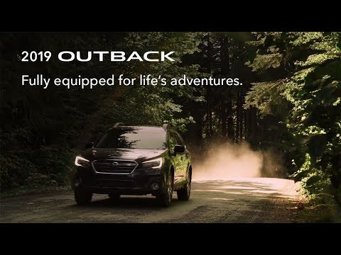 2019 Subaru Outback – Your Search Is Over