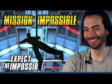 Mission: Impossible (N64, PS1 1998) Don't ruin the nostalgia - The Backlog