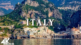 Italy 4K  Relaxing Music Along With Beautiful Nature Videos