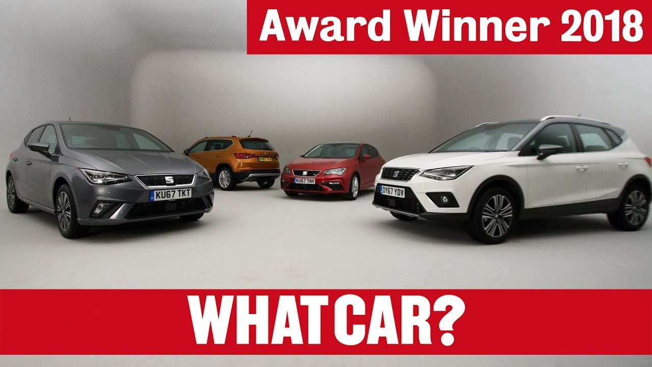 Seat's 2018 What Car? Awards winners