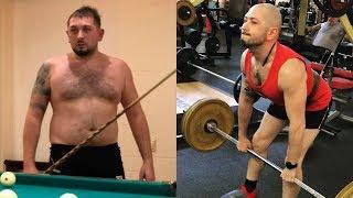 трансформация Стаса - похудеть или изменить жизнь ?