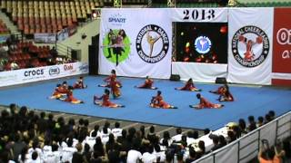 NDC 2013 JAZZ CHAMPIONS: ASSUMPTION COLLEGE METTA DANCE THEATER (MDT)