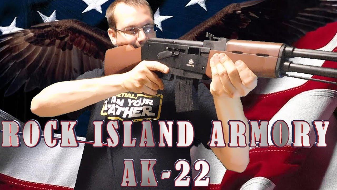 Rock Island AK-22