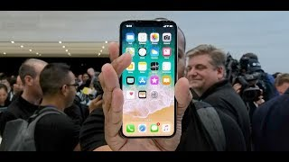 iPhone X Hands-On! - The Future of Apple